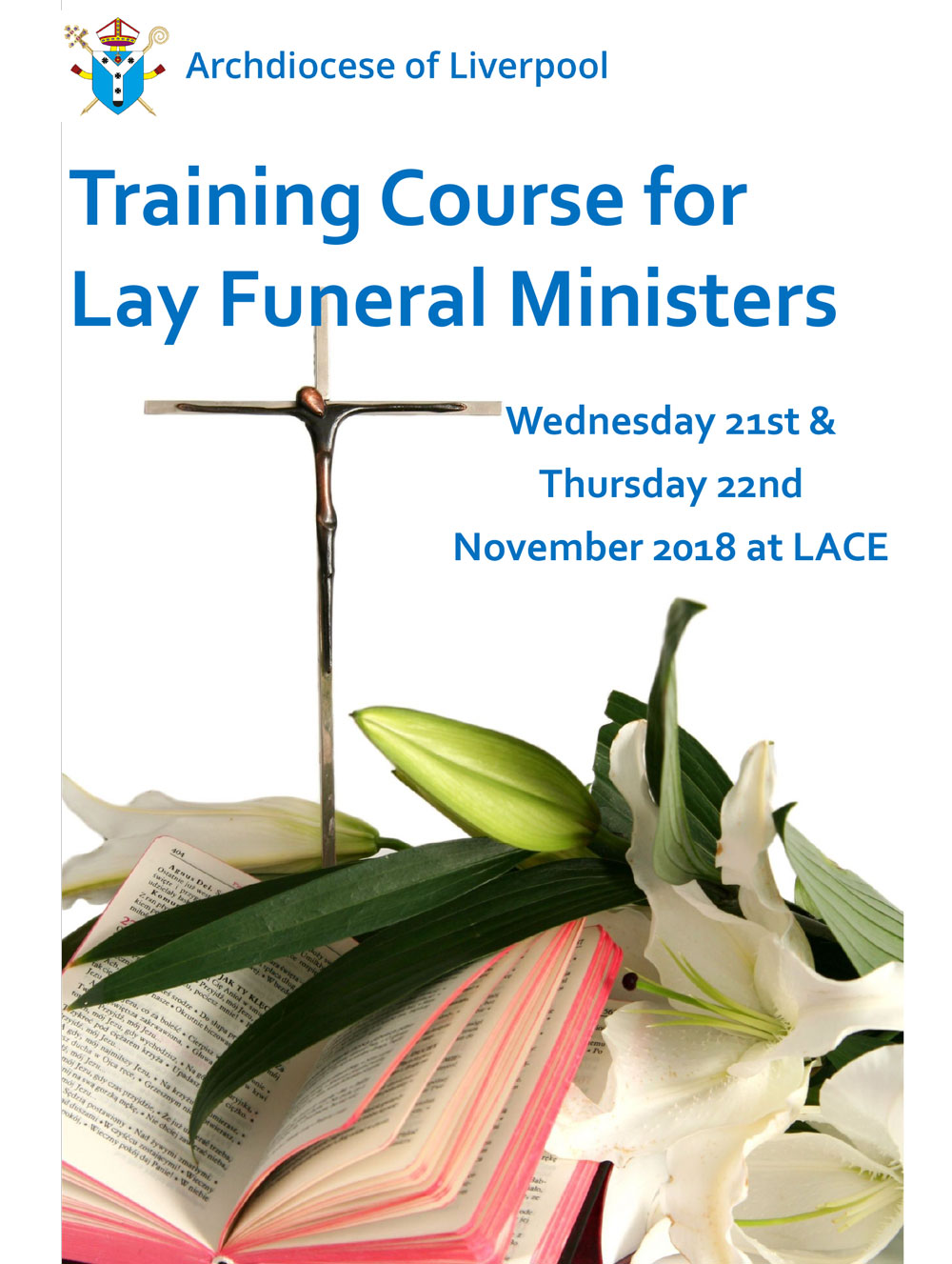 Lay Funeral Ministers Training