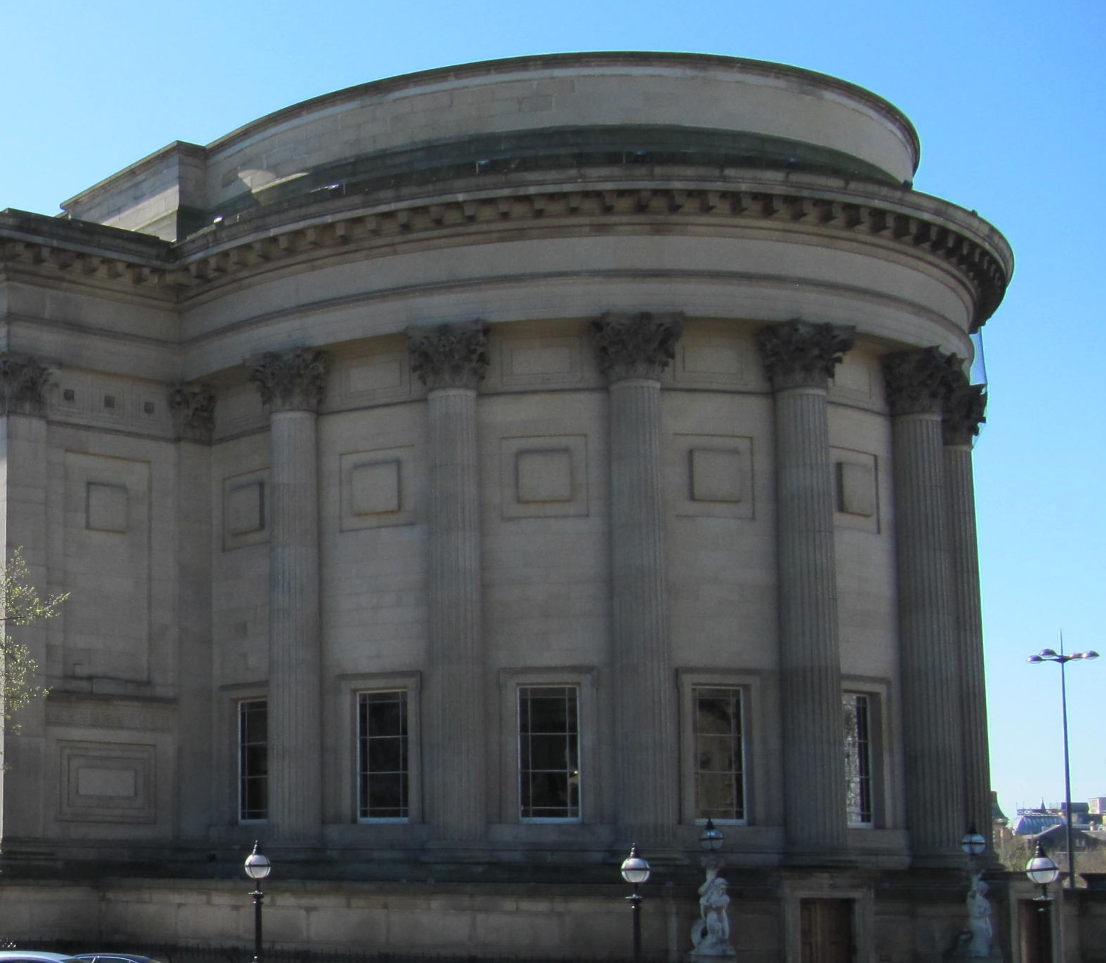St Georges Hall
